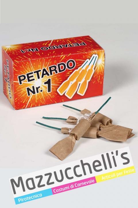 perado nr. 1 fuochi artificiali colpo botto - Mazzucchelli's