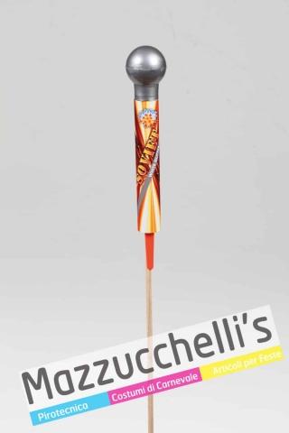 razzi SOVIET FUOCHI ARTIFICIALI - Mazzucchelli's
