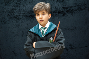 MANTELLO SERPEVERDE ORIGINALE HARRY POTTER - Mazzucchellis