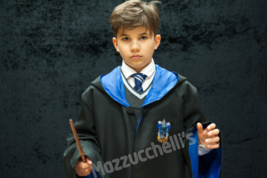 MANTELLO CORVONERO ORIGINALE HARRY POTTER - Mazzucchellis