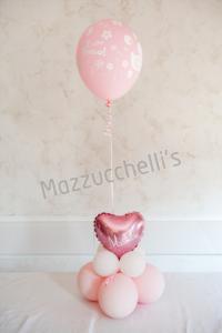 CENTROTAVOLA BABY SHOWER ROSA nascita - Mazzucchellis