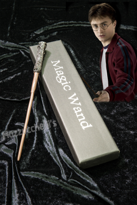 Bacchetta magica HARRY POTTER - Mazzucchellis