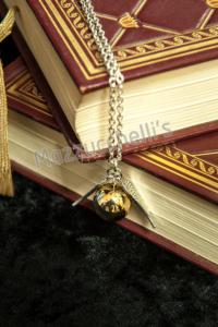 COLLANA boccino d'oro Harry Potter - Mazzucchellis