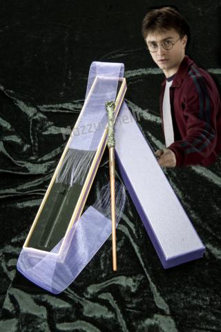 Bacchetta LUSSO magica HARRY POTTER - Mazzucchellis