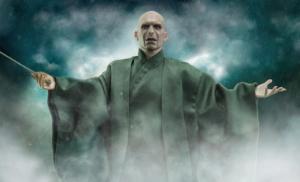 Bacchetta magica Voldemort ORIGINALE HARRY POTTER - Mazzucchellis