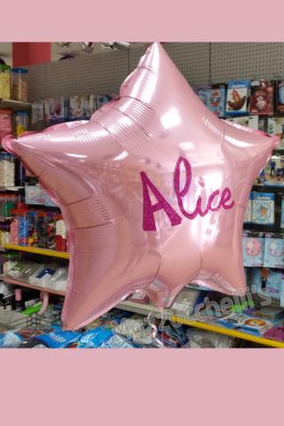 palloncino personalizzato compleanno, anniversario, matrimonio, e altre feste a tema - Mazzucchellis
