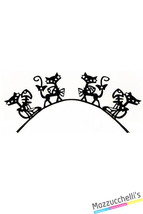 CIGLIA IN 3D con gatti carnevale halloween e altre fesate a tema - Mazzucchellis