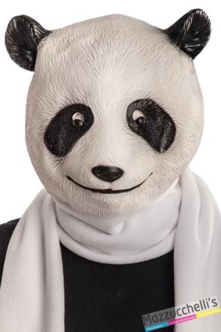 MASCHERA PANDA IN LATTICE - Mazzucchellis
