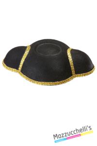 Cappello adulto torero - Mazzucchellis