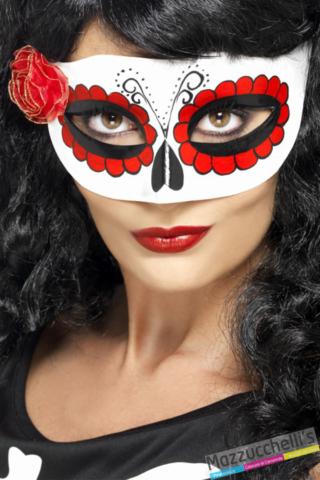maschera messicana o messicano spagnolo - Mazzucchellis