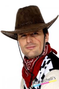 COPRICAPO cowboy storico - Mazzucchellis