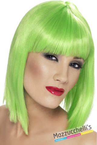 caschetto verde chiaro charleston anni '20 - Mazzucchellis