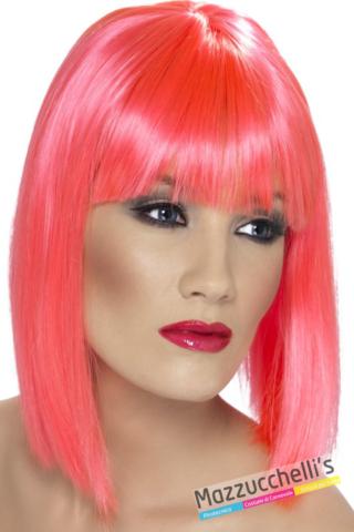 caschetto rosa pink charleston anni '20 - Mazzucchellis