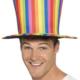CAPPELLO arcobaleno divertente clown - Mazzucchellis