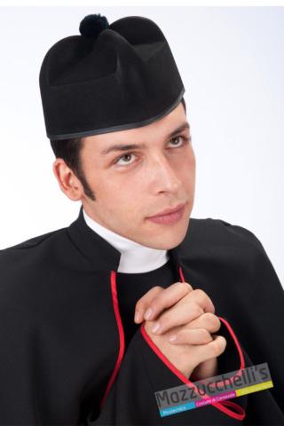 CAPPELLO RELIGIOSO PRETE - Mazzucchellis