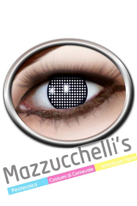 LENTI BLACK SCREEN 1 ANNO halloween carnevale e altre feste a tema - Mazzucchellis
