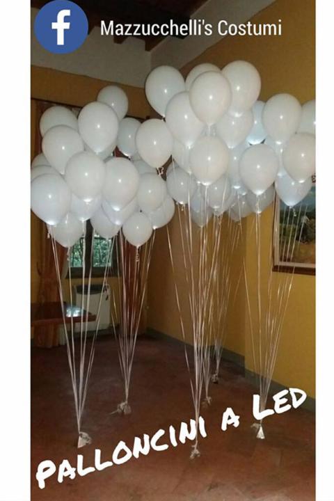 palloncini led matrimonio compleanno e altre occasioni speciali - Mazzucchellis