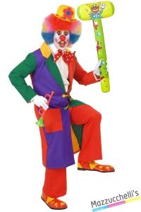 martello gonfiabile clown carnevale halloween e altre feste a tema - Mazzucchellis