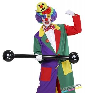 BILANCERE GONFIABILE circo clown carnevale halloween e altre feste a tema - Mazzucchellis