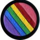 ACQUA-COLOR ARCOBALENO Rainbow 20ml. carnevale halloween e altre feste a tema - Mazzucchellis