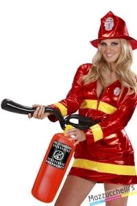 ESTINTORI GONFIABILI pompiere carnevale halloween e altre feste a tema - Mazzucchellis