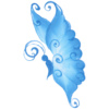 ACQUA-COLOR SPLIT CAKE sea bianco, azzurro,viola, blu trucco professionale eulenspiegel carnevale halloween altre feste a tema - Mazzucchellis
