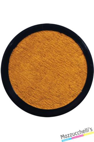 PROFI-ACQUA Brillante giallo oro 3,5ml. carnevale halloween e altre feste a tema - Mazzucchellis