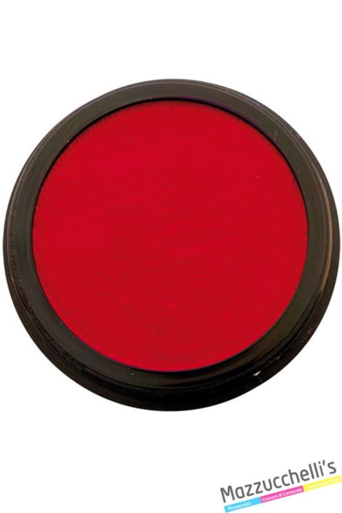 PROFI-ACQUA rosso chiaro 3,5 ml. carnevale halloween e altre feste a tema - Mazzucchellis