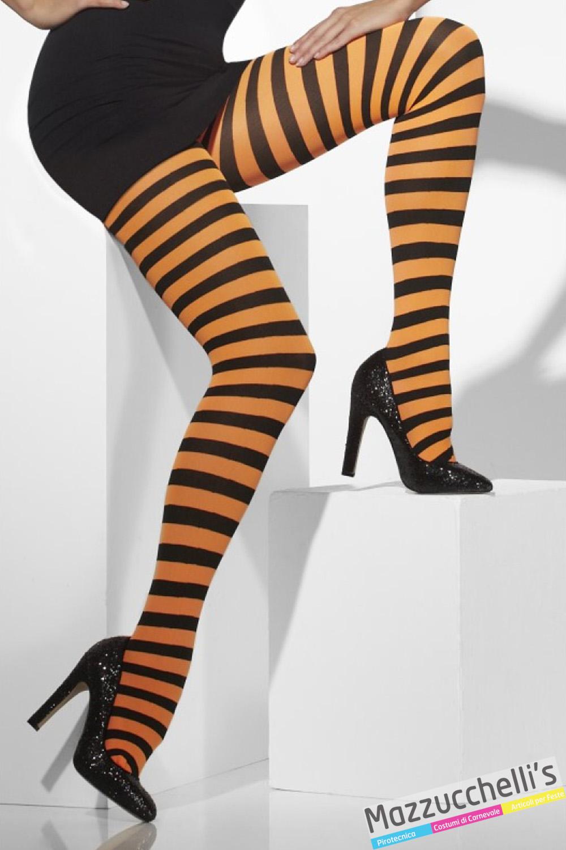 migliore collezione negozio online scarpe a buon mercato Collant Arancioni e Nere in vendita a Samarate Varese da ...