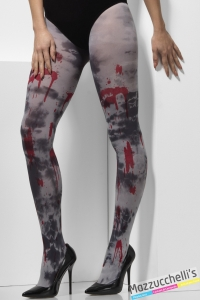 collant calze zombie carnevale halloween e altre feste a tema - Mazzucchellis