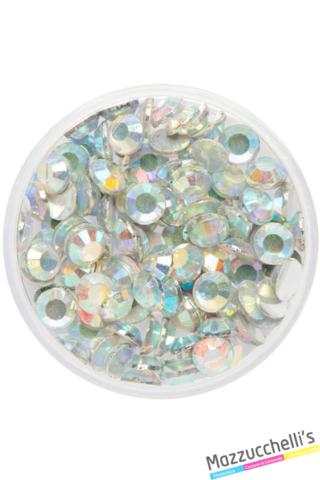 GLITTER Scintillanti pietre Opal in gode da 2,5g carnevale halloween e altre feste a tema - Mazzucchellis