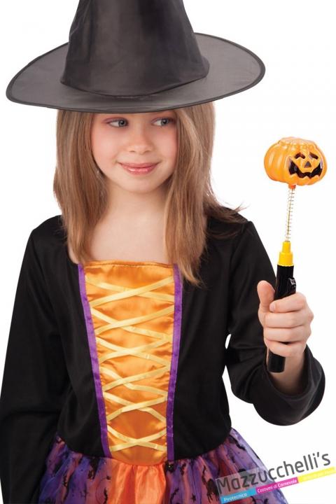 Gadget Zucca Luminosa halloween bambini - Mazzucchellis