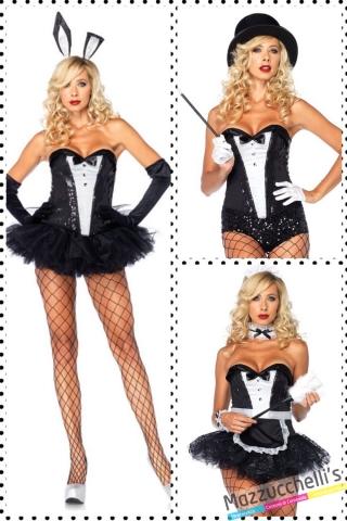 corsetto bustino smocking carnevale halloween o altre feste a tema - Mazzucchellis