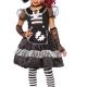 costume bambina bambola horror baby dool carnevale halloween o altre feste a tema - Mazzucchellis