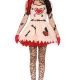 costume bambola voodoo carnevale halloween o altre feste a tema - Mazzucchellis