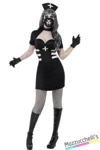 costume infermiera horror halloween , carnevale o altre feste a tema - Mazzucchellis