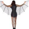 costume sexy moonlight pipistrello carnevale halloween o altre feste a tema - Mazzucchellis