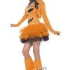 costume sexy zucca carnevale halloween o altre feste a tema - Mazzucchellis