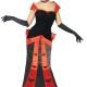 costume vampira halloween , carnevale o altre feste a tema - Mazzucchellis