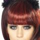 mollette nere diavoletta halloween carnevale - Mazzucchellis