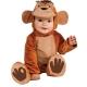 COSTUME bambinoneonato scimmia animale CARNEVALE HALLOWEEN O ALTRE FESTE A TEMA - Mazzucchellis