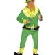 COSTUME uomo folletto gnomo verde Leprechaun irlandese CARNEVALE HALLOWEEN O ALTRE FESTE A TEMA - Mazzucchellis