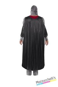 COSTUME uomo re medievale CARNEVALE HALLOWEEN O ALTRE FESTE A TEMA - Mazzucchellis