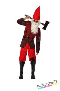 costume nano di biancaneve horror zombie carnevale halloween o altre feste a tema - Mazzucchellis
