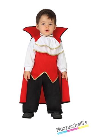 costume neonato vampiro carnevale halloween o altre feste a tema - Mazzucchellis