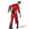 costume pilota zombie carnevale halloween o altre feste a tema - Mazzucchellis
