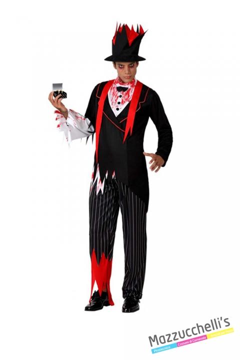 costume sposo horror zombie carnevale halloween o altre feste a tema - Mazzucchellis