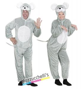 COSTUME TOPOLINO Carnevale, Halloween ANIMALE - Mazzucchellis