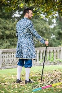 costume uomo nobile veneziano '700 '700 sartoriale deluxe - Mazzucchellis
