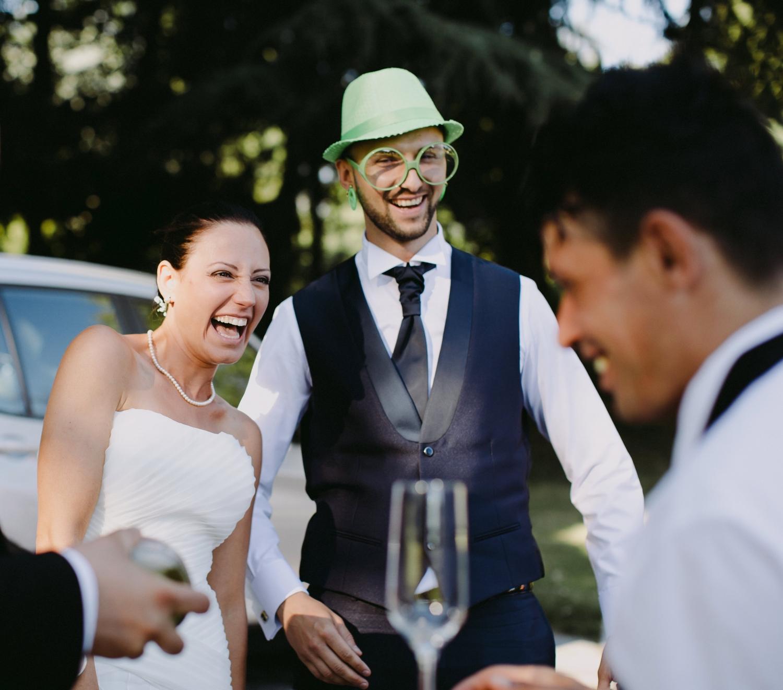 Gadget divertenti photo booth matrimonio